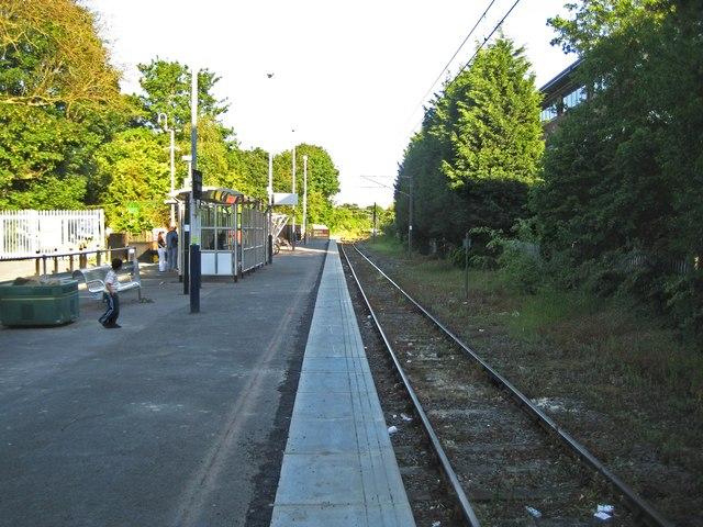 St Albans Abbey railway station