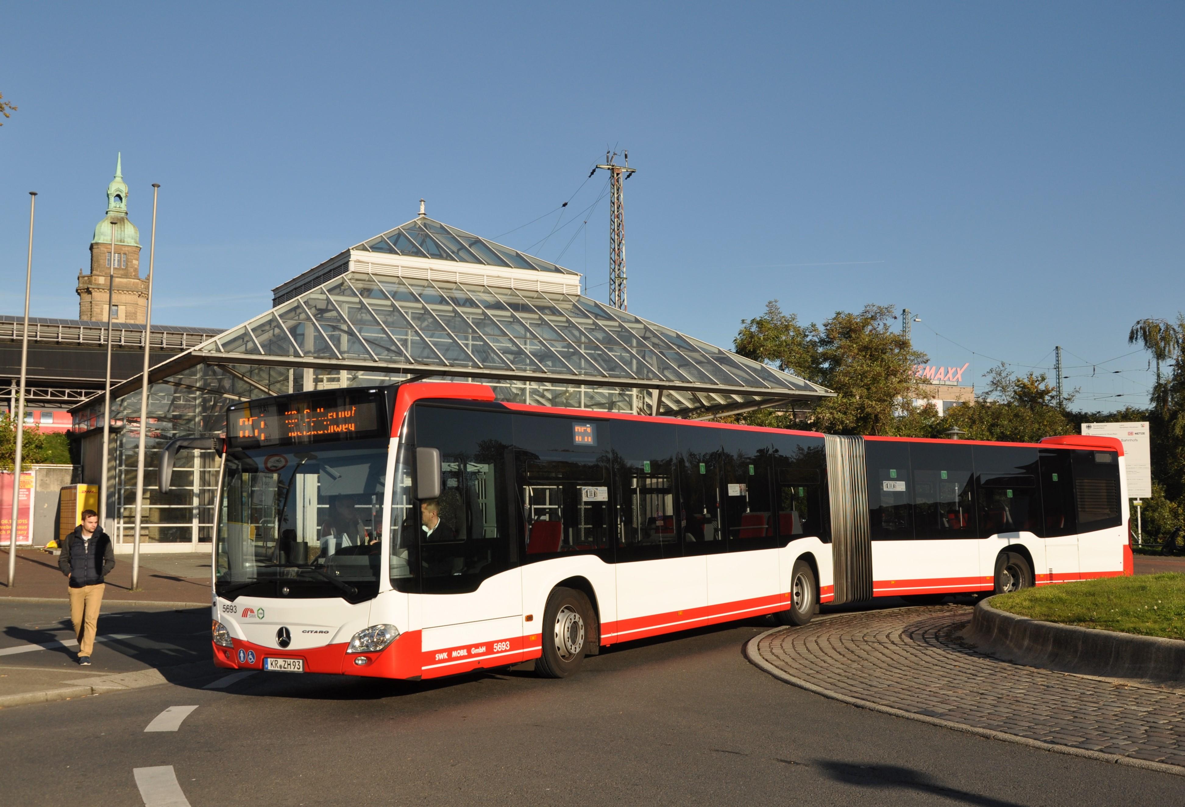 Stadtbus Krefeld ~ Mercedes-Benz Citaro C2.jpg