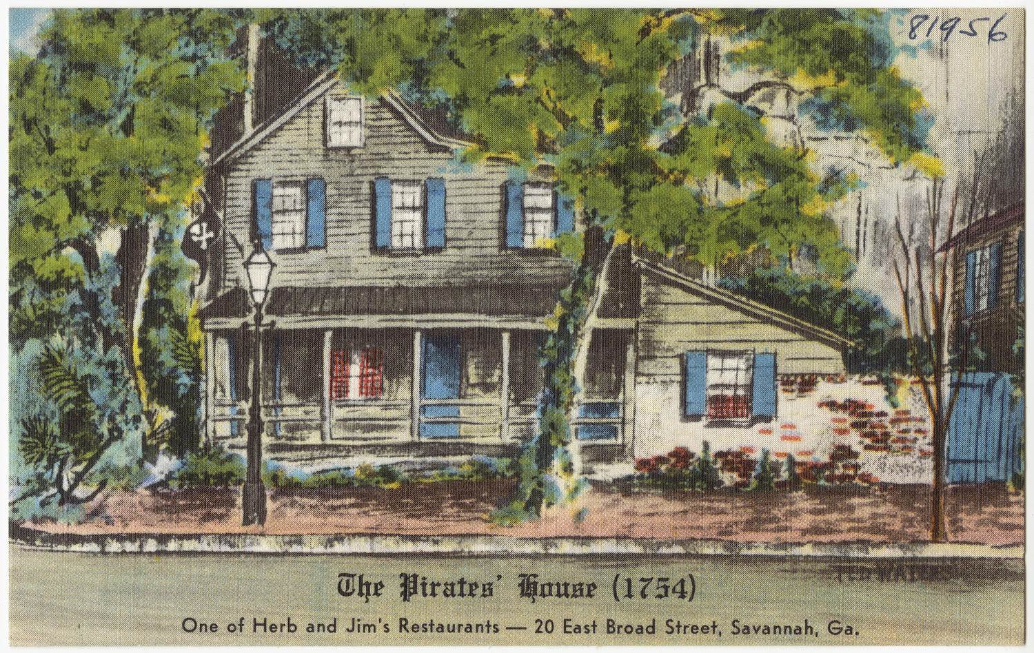 File the pirates 39 house 1754 one of herb and jim 39 s for Jim s dog house