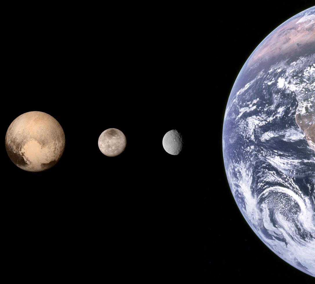 IAU Definition Of Planet