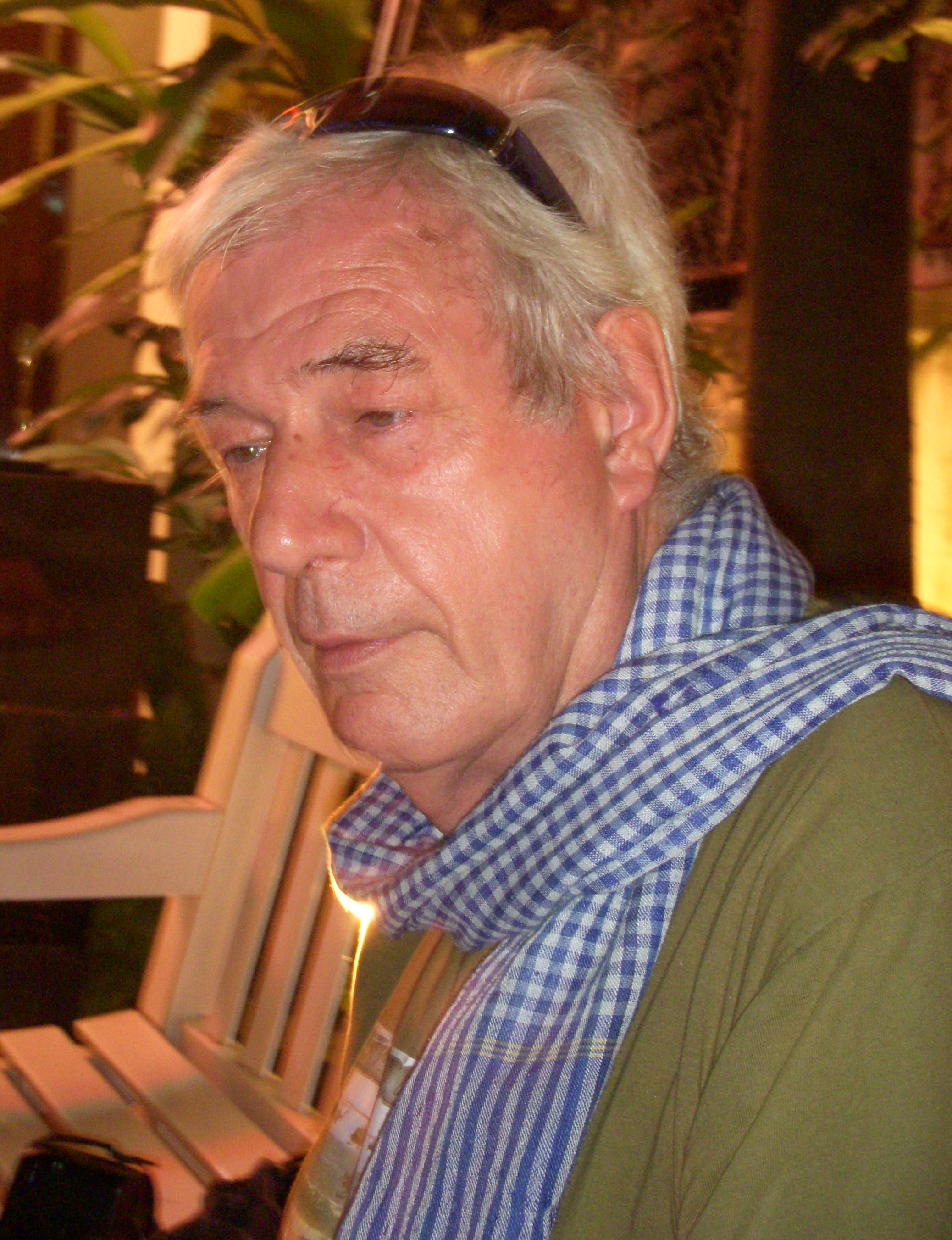 Image of Tim Page from Wikidata