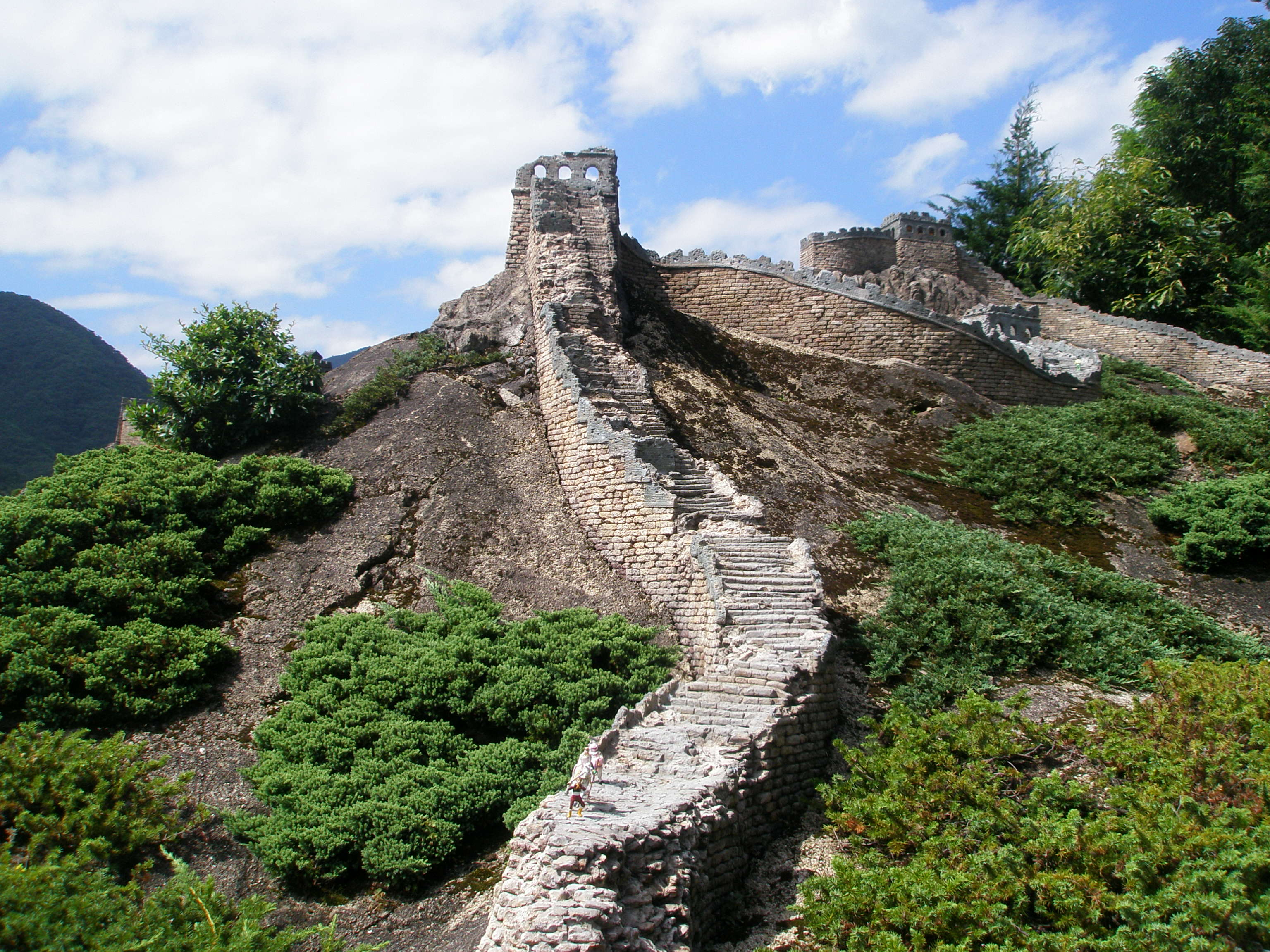 Image result for history of great wall of china