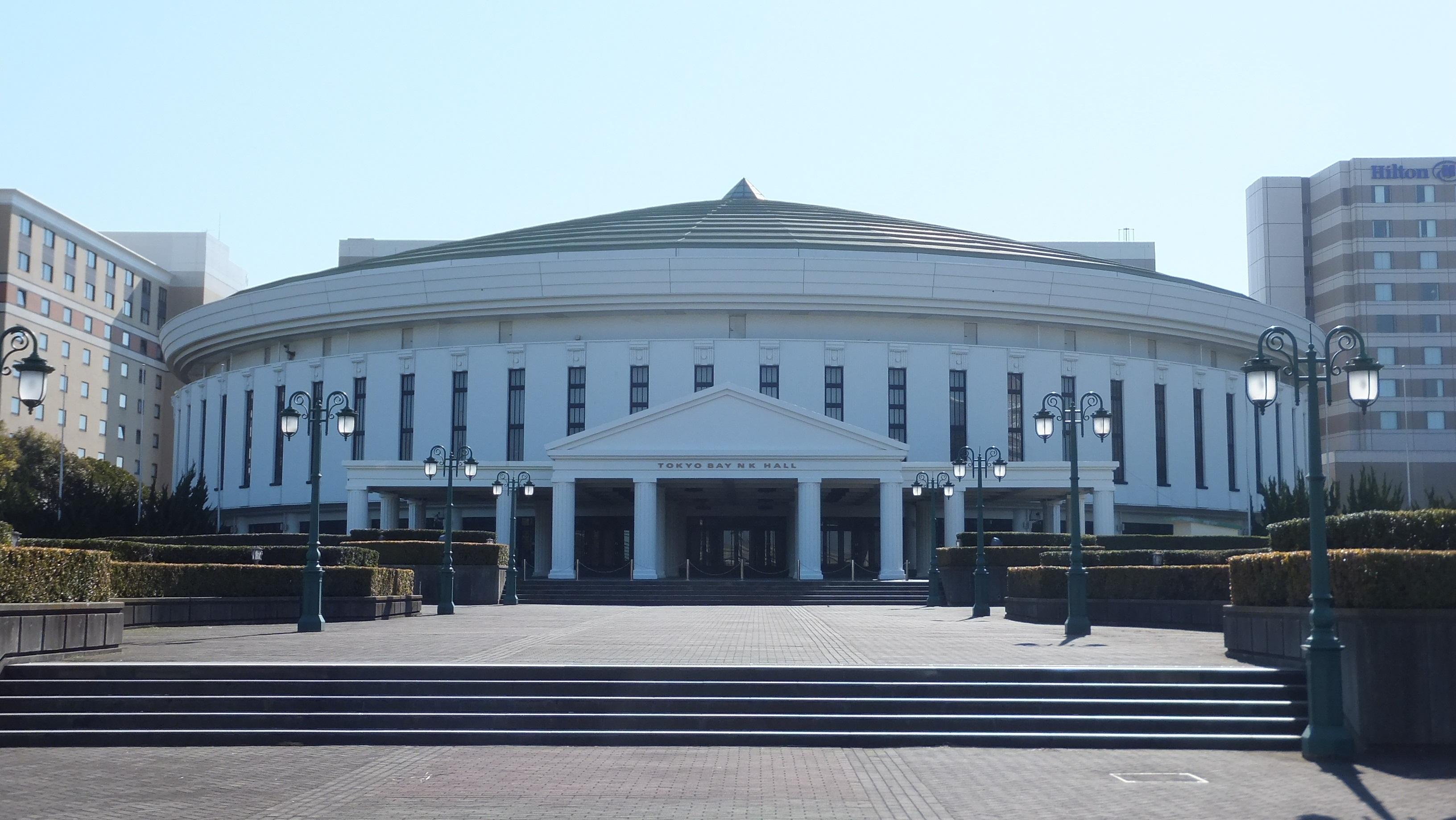 a] Tokyo Bay NK Hall 東京ベイNKホール - anoword : Search - Video ...