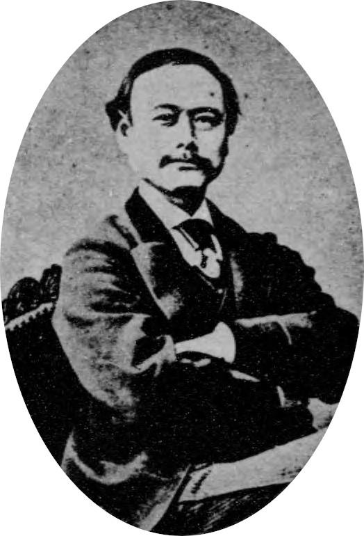 川路利良肖像写真