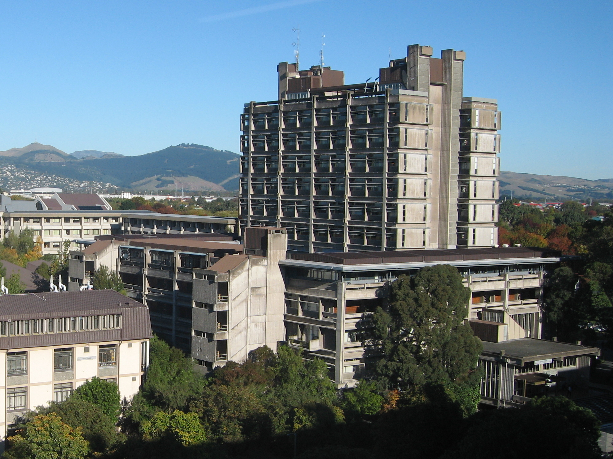 Christchurch Attack Wikipedia: University Of Canterbury