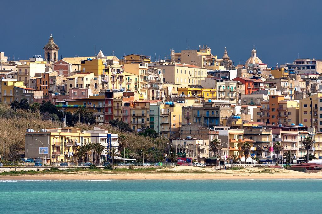 Джела (Gela), Сицилия - путеводитель по городу