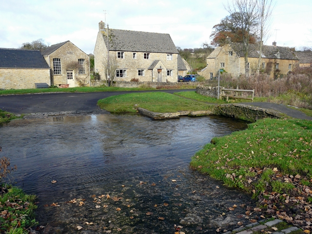 Upper Slaughter - geograph.org.uk - 1055545