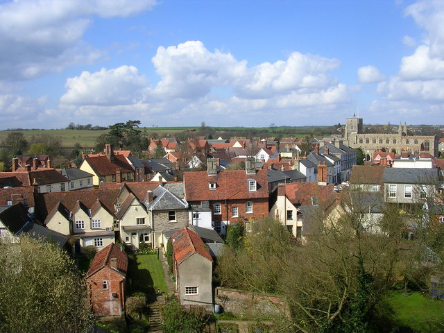 Clare, Suffolk - Wikipedia
