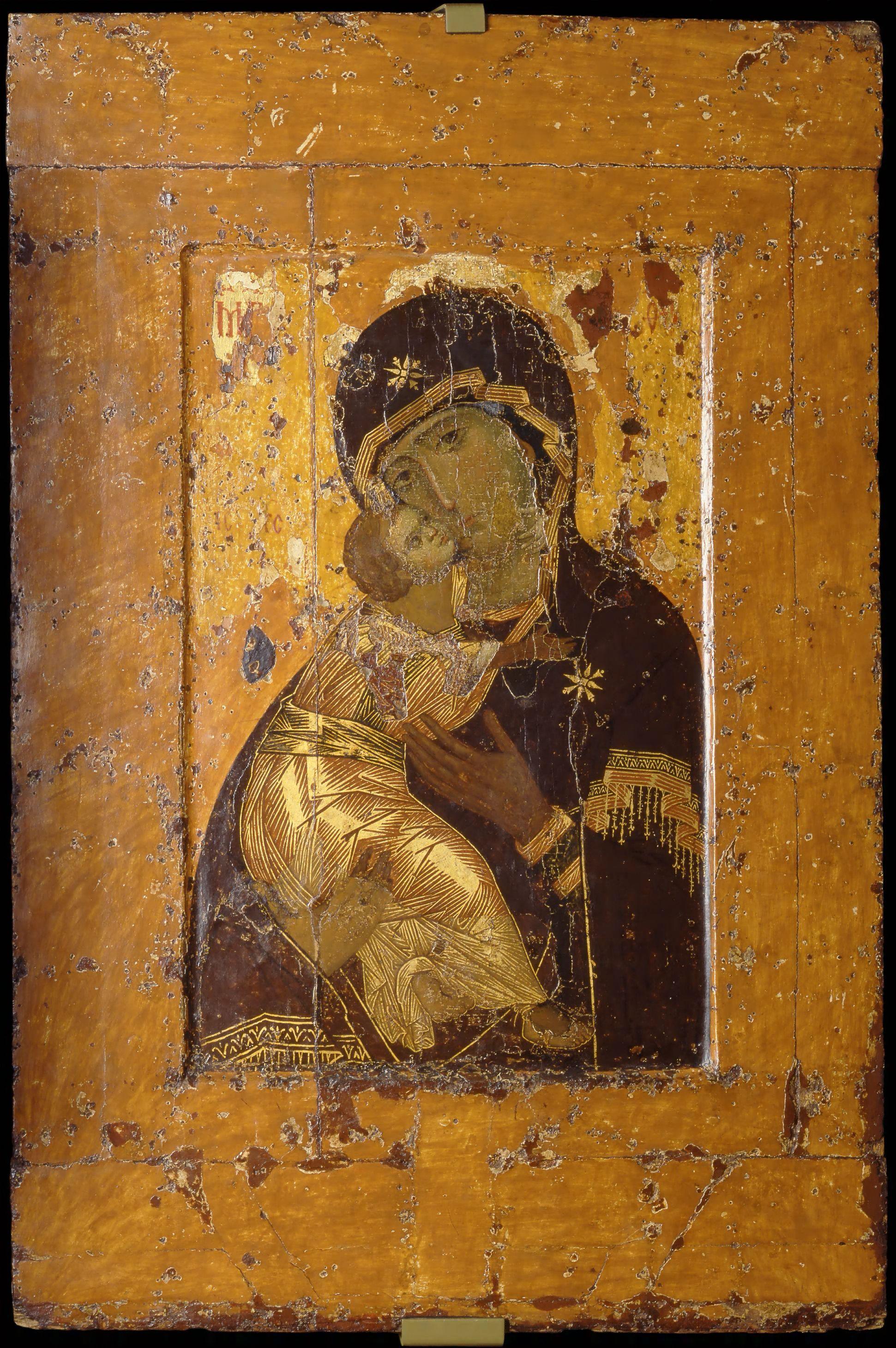 Virgen de Vladímir