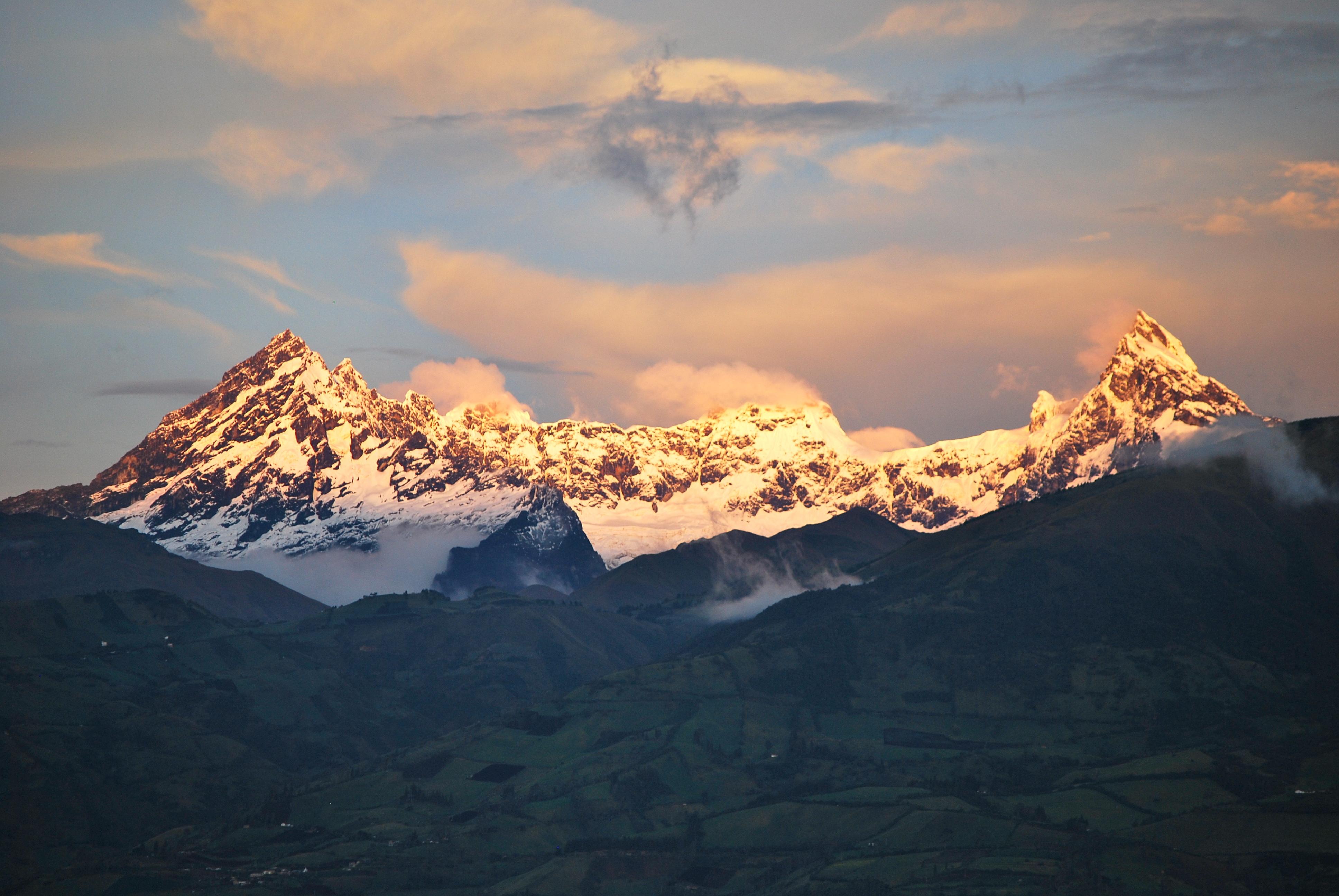 amazone gebied ecuador