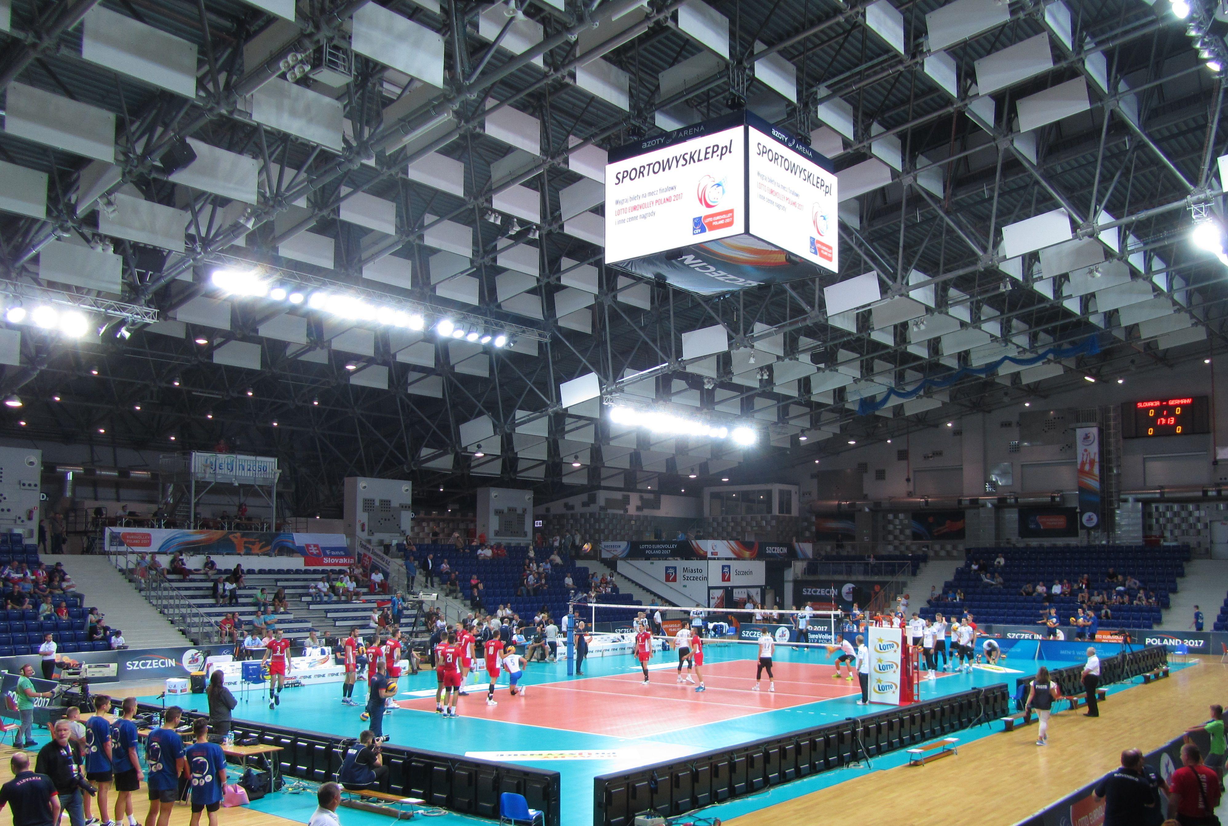 volleyball em spielplan