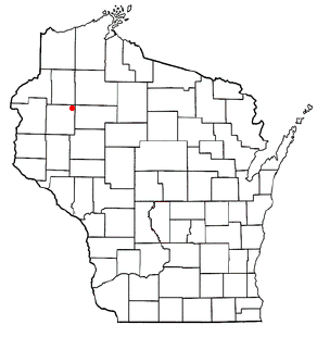 Cedar Lake, Wisconsin Town in Wisconsin, United States