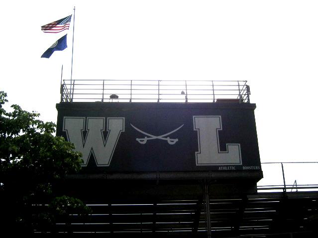 File:Washington-Lee High School Bleachers.jpg