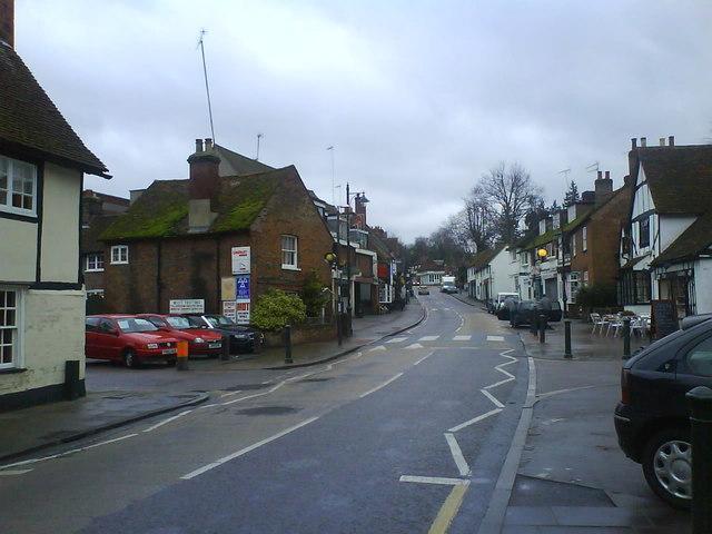 Wheathampstead Village - geograph.org.uk - 908506
