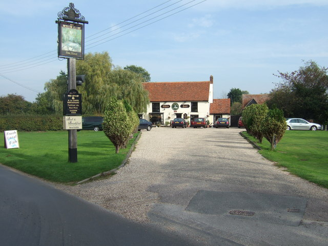 Creative Commons image of The White Hart in Colchester