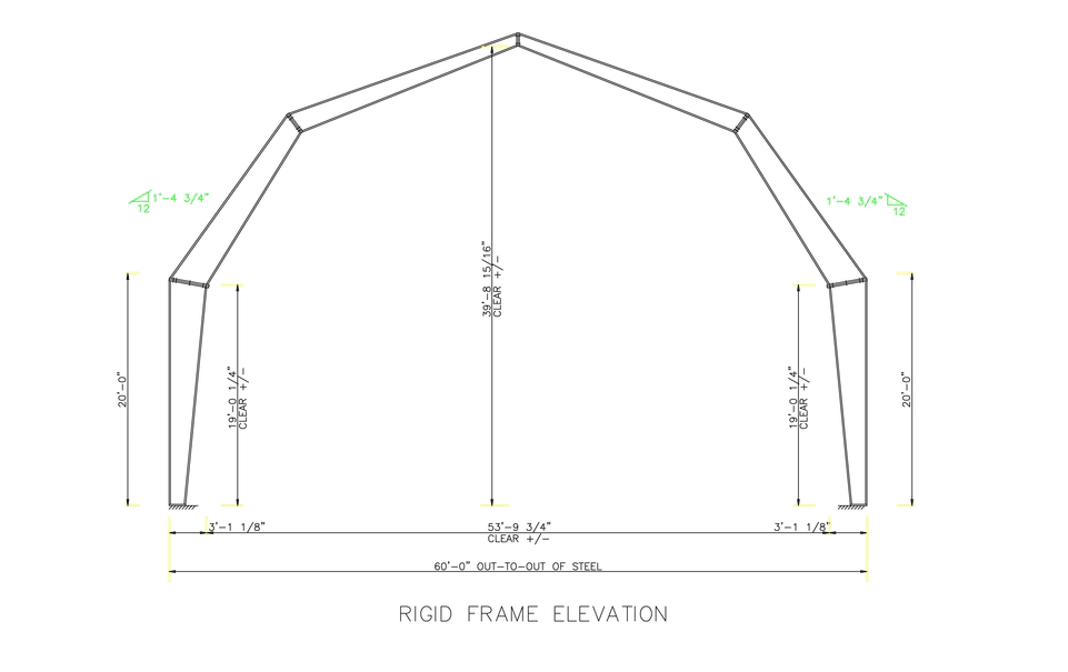 Gambrel Roof Truss Design