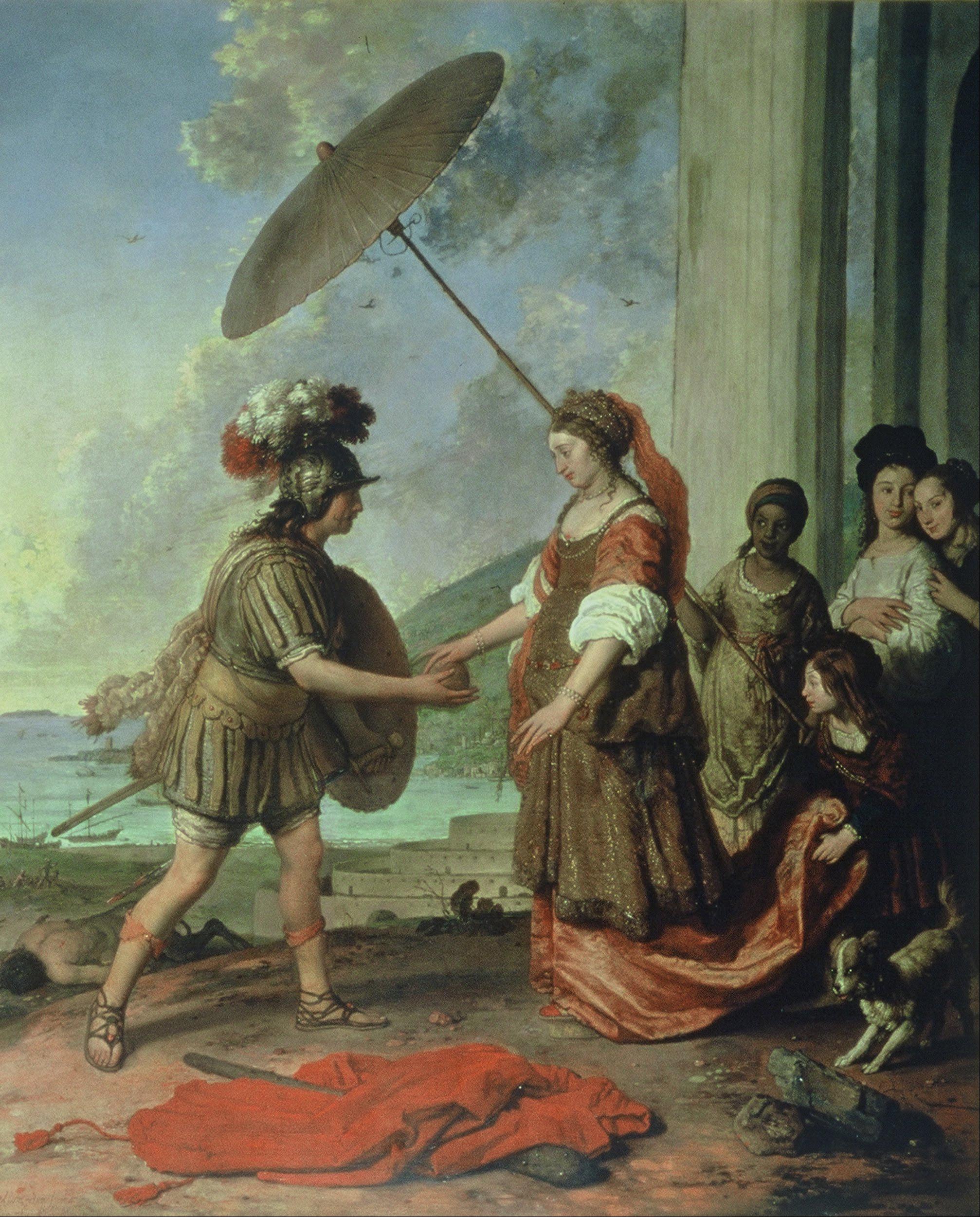 Theseus Und Ariadne