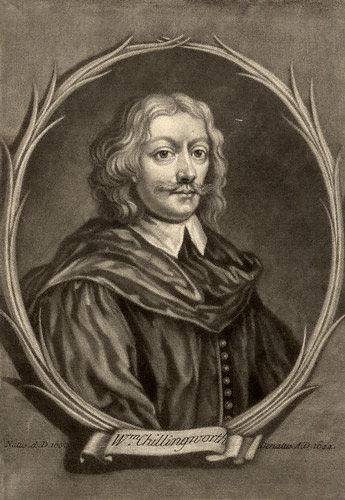 William Chillingworth, 18th-century engraving by [[Francis Kyte
