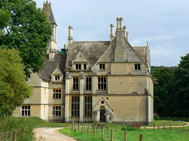 Woodchester Mansion, Woodchester Park - geograph.org.uk - 931759