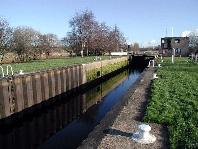 Woodlesford Lock - geograph.org.uk - 333098
