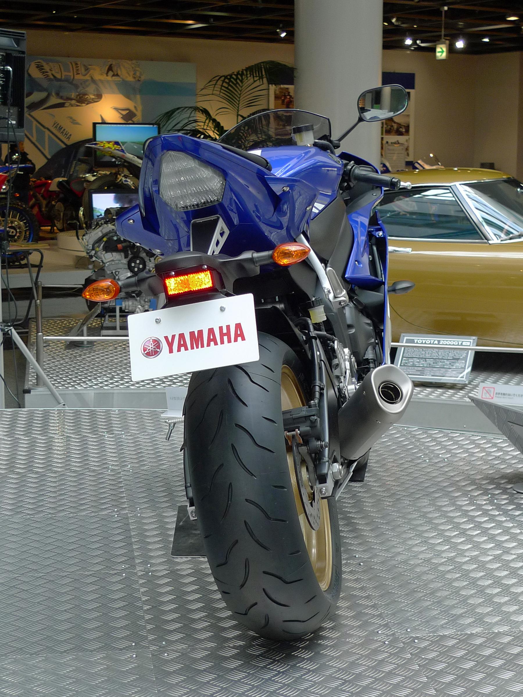 Yamaha R For Sale California