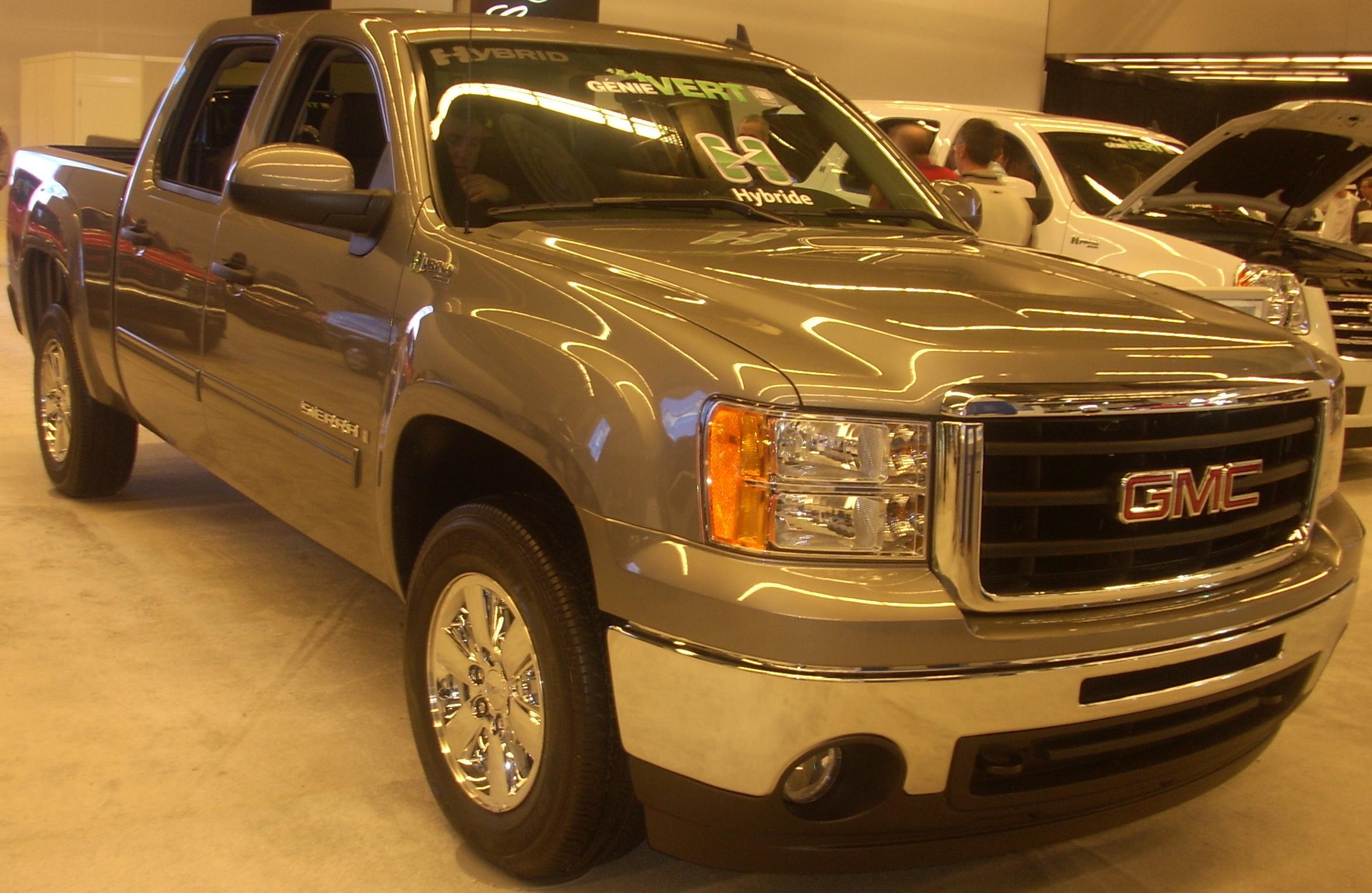 2009 GMC Sierra Hybrid