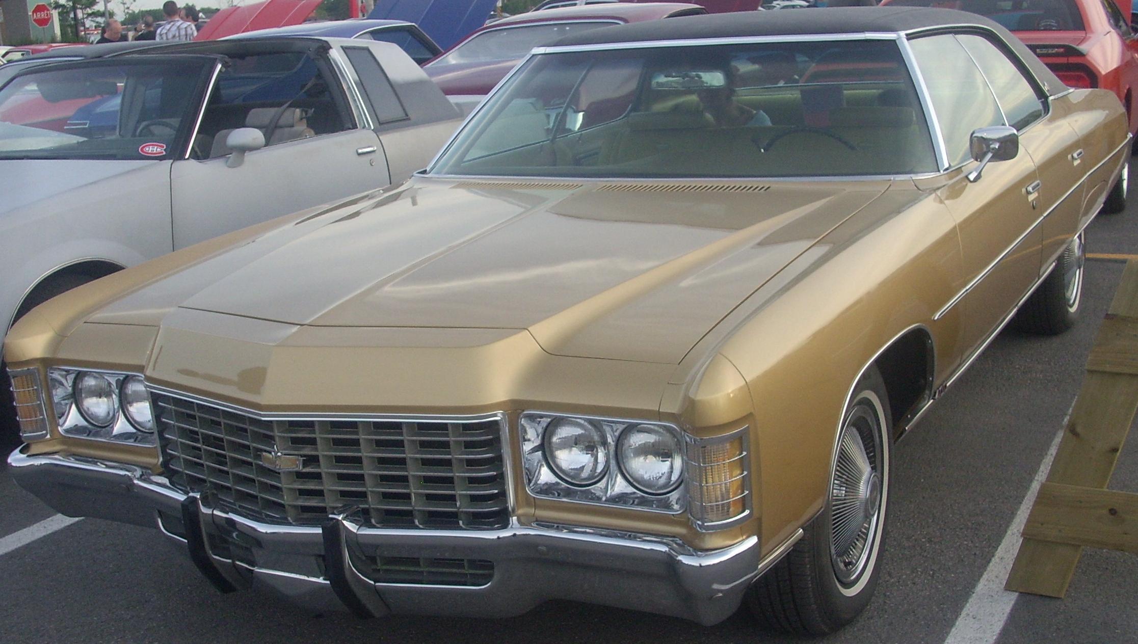 File:'71 Chevrolet Caprice Sedan (Centropolis Laval '10).jpg ...