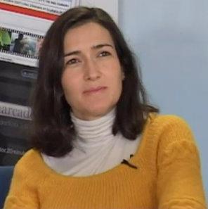 Spanish politician Ángeles González-Sinde.