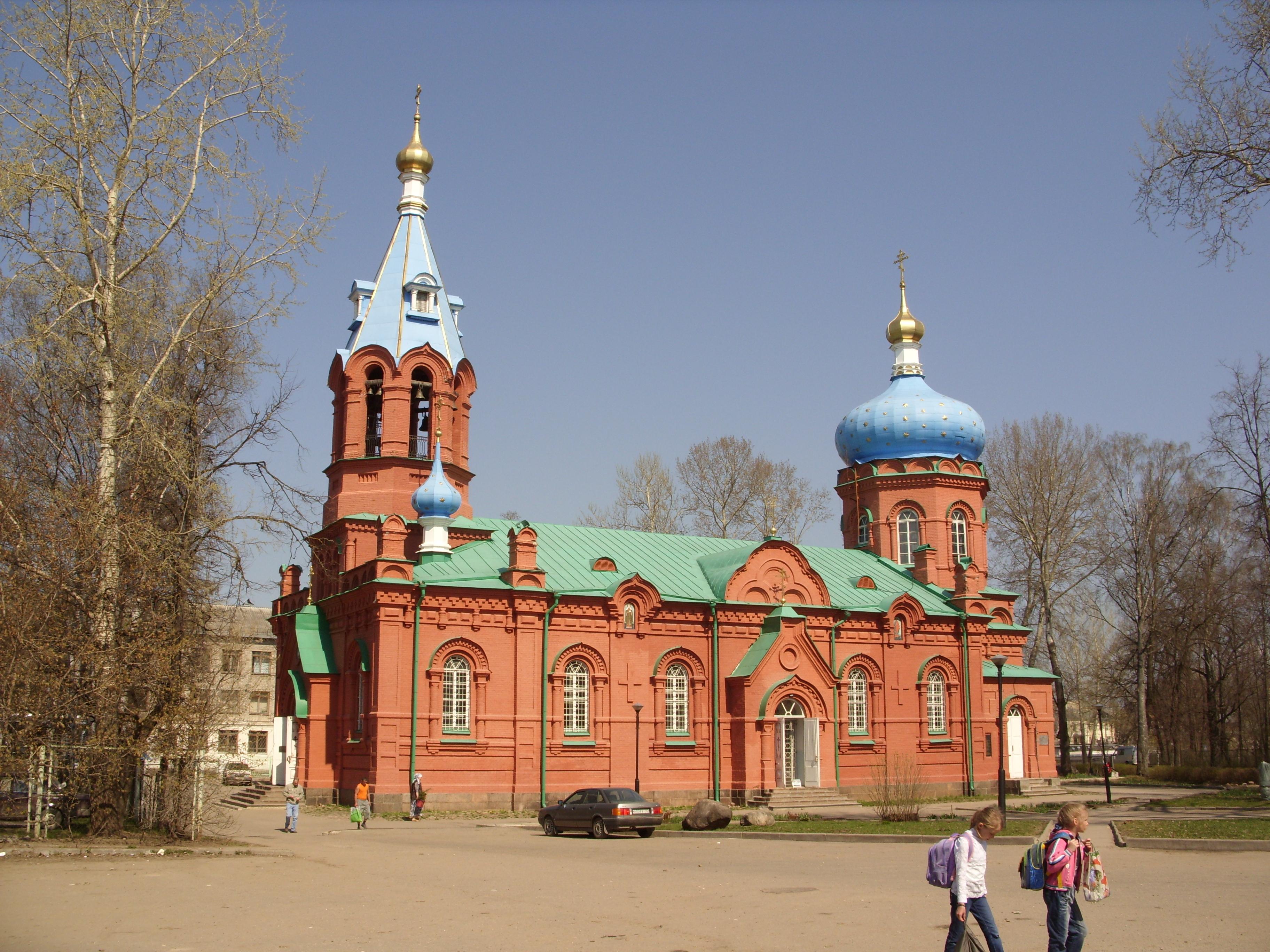 Александра Невского. Апрель 2011.JPG