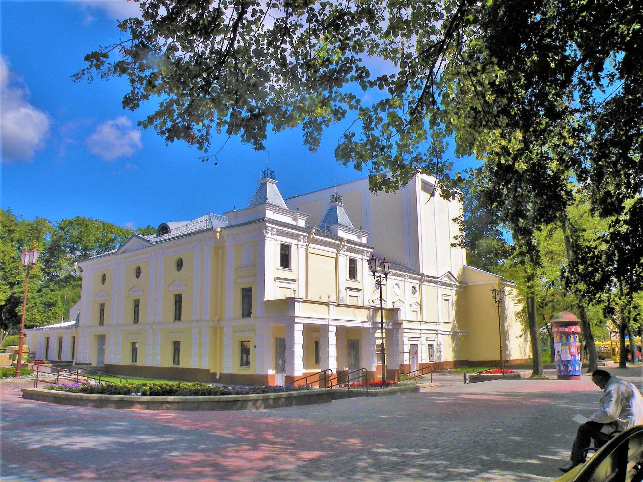Театр кукол в Гродно.JPG