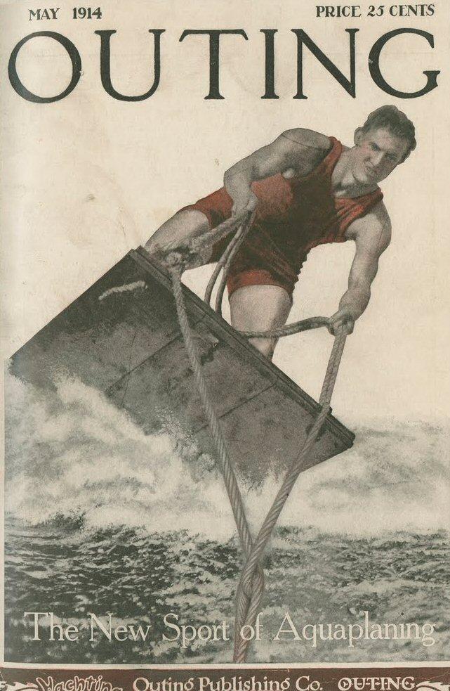 Water Board Sports >> Aquaplaning (sport) - Wikipedia