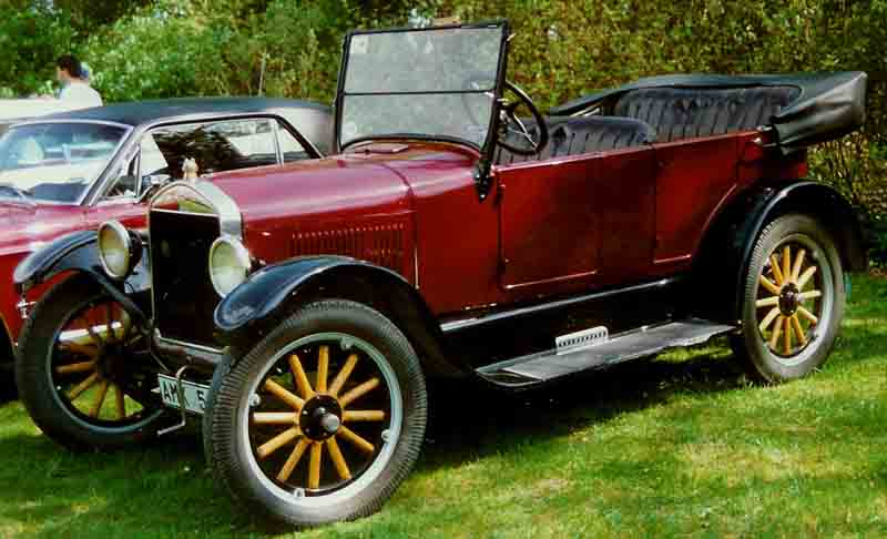 1926 Ford Model T Touring AMK