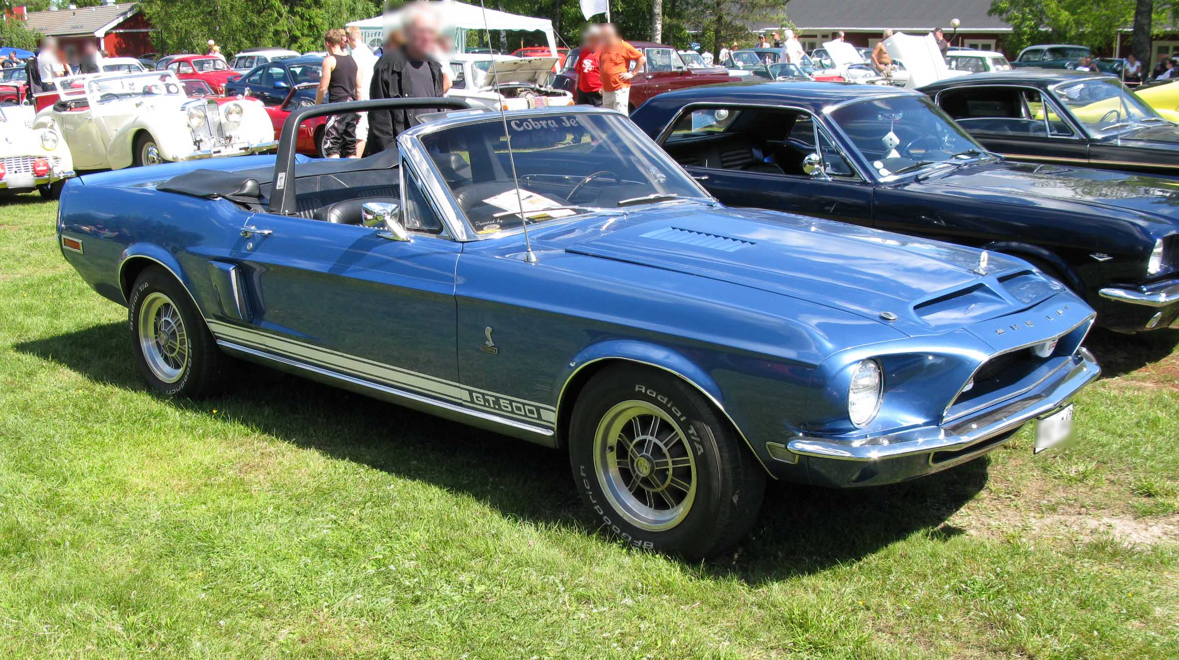 File 1968 Shelby Gt500 Conv Right Jpg Wikimedia Commons