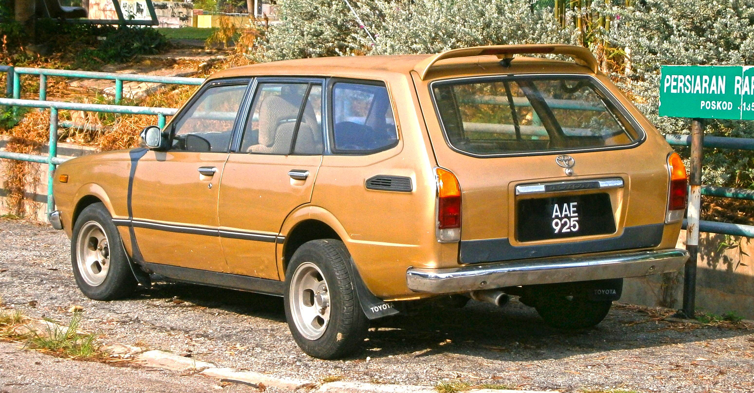 File 1979 Toyota Corolla Ke36 5 Door Station Wagon Modified 19842714630 Jpg Wikimedia Commons