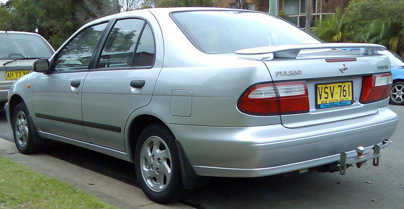 nissan pulsar 1999