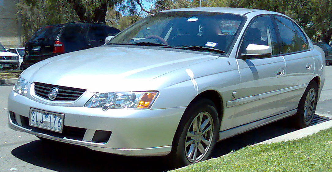 Holden VY II Commodore Acclaim