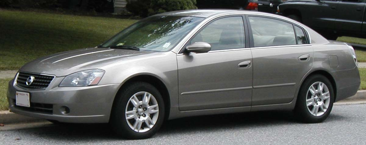File 2005 Nissan Altima Jpg Wikimedia Commons