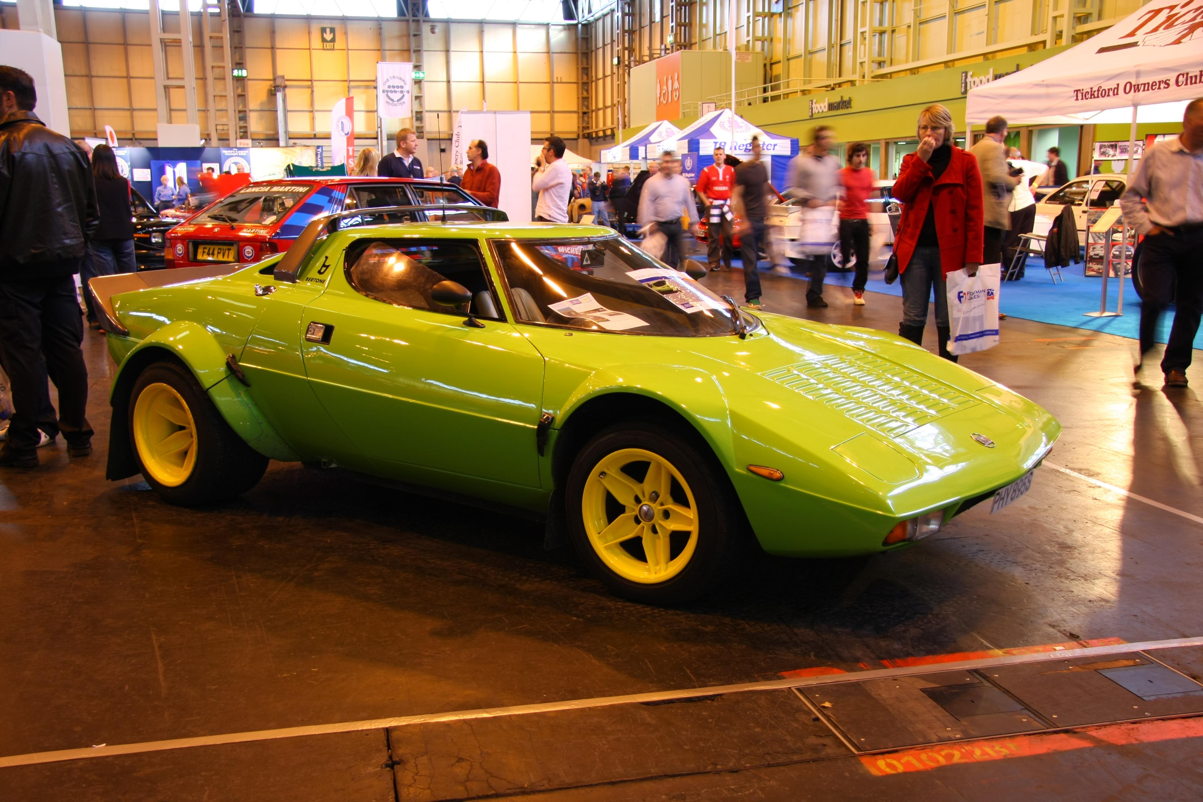 Nec Classic Car Auction