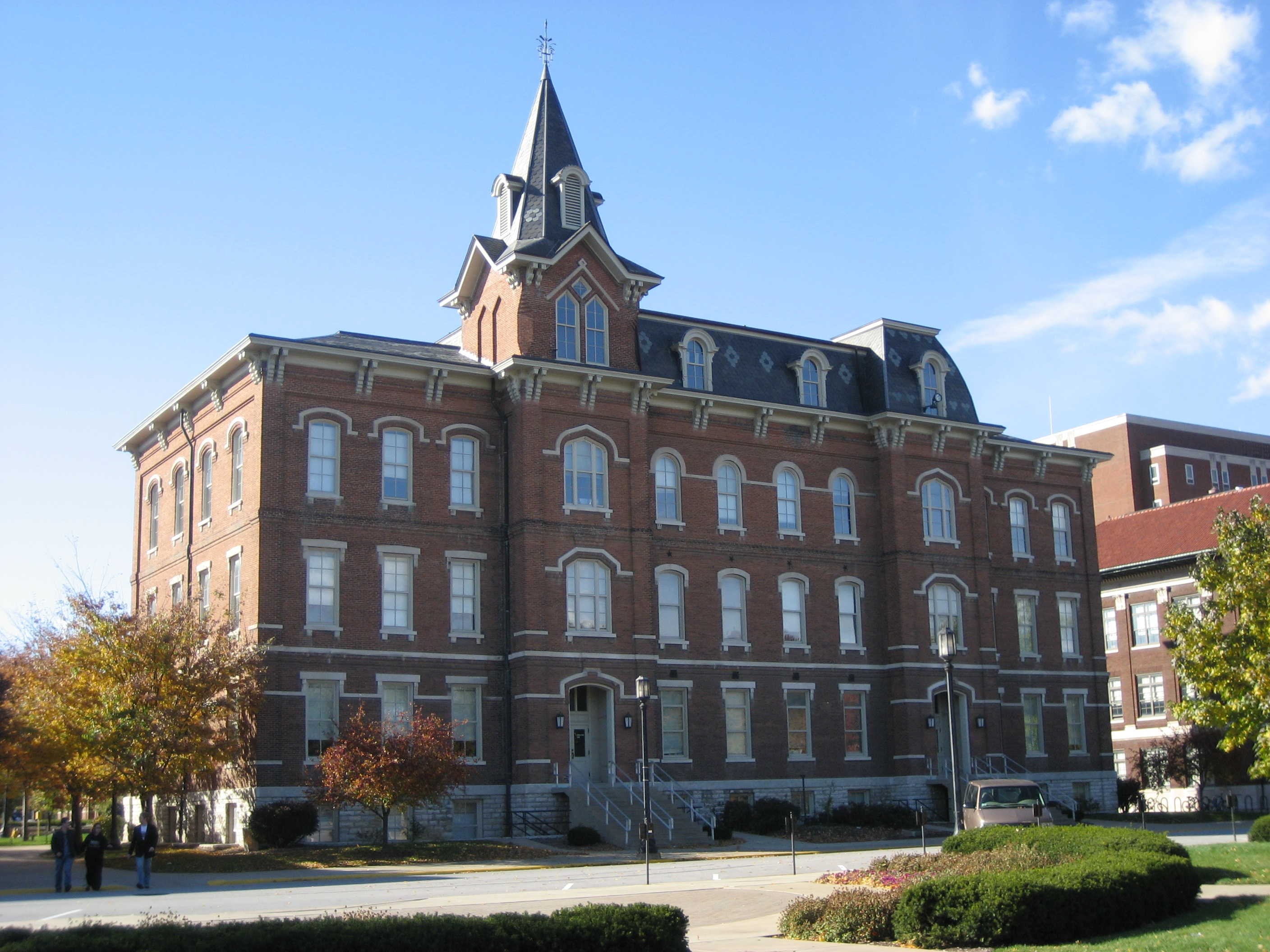 image of Purdue University