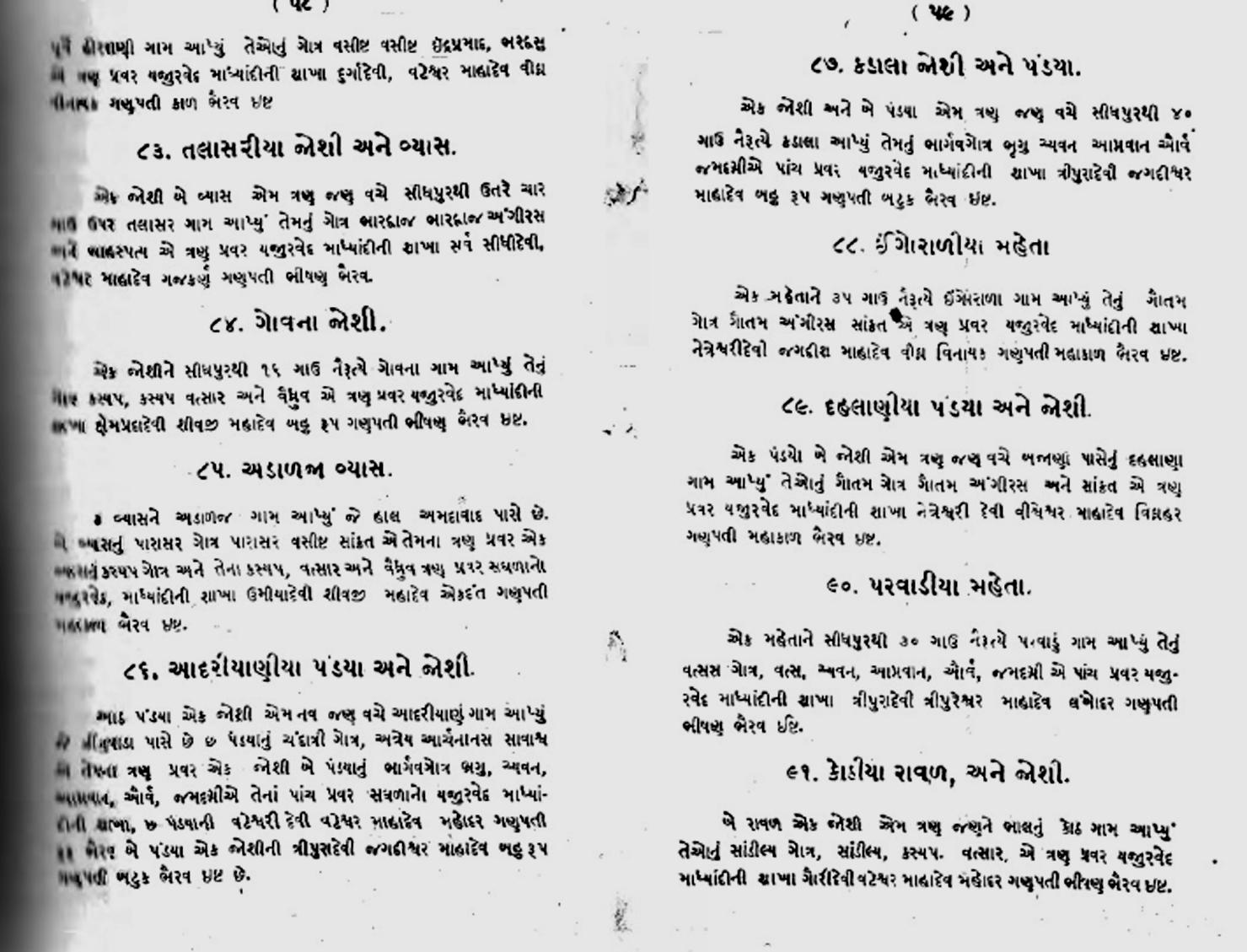 File:58 59    7,Audichya Sashtra Brahmin's Gotra,Parva,Ved