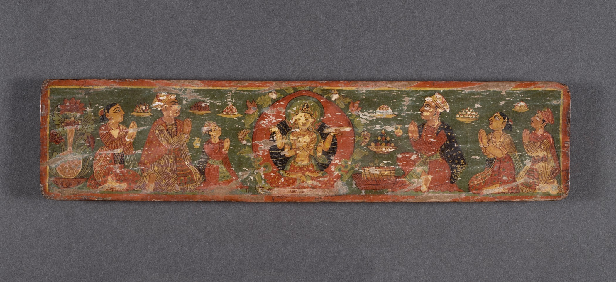 File:A Pancharaksha (The Five Protective Charms) Manuscript