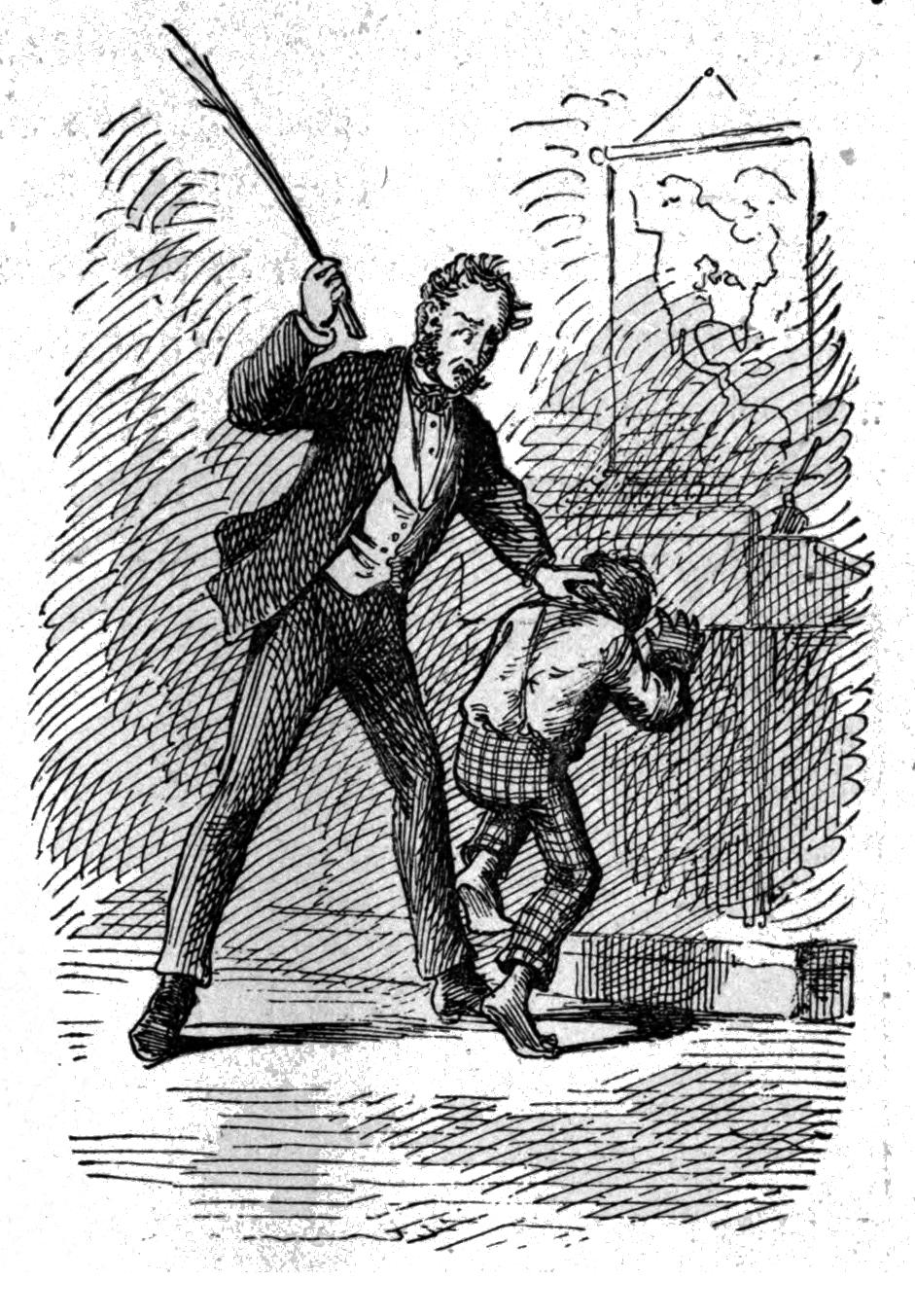Телесные наказания в школе — Википедия