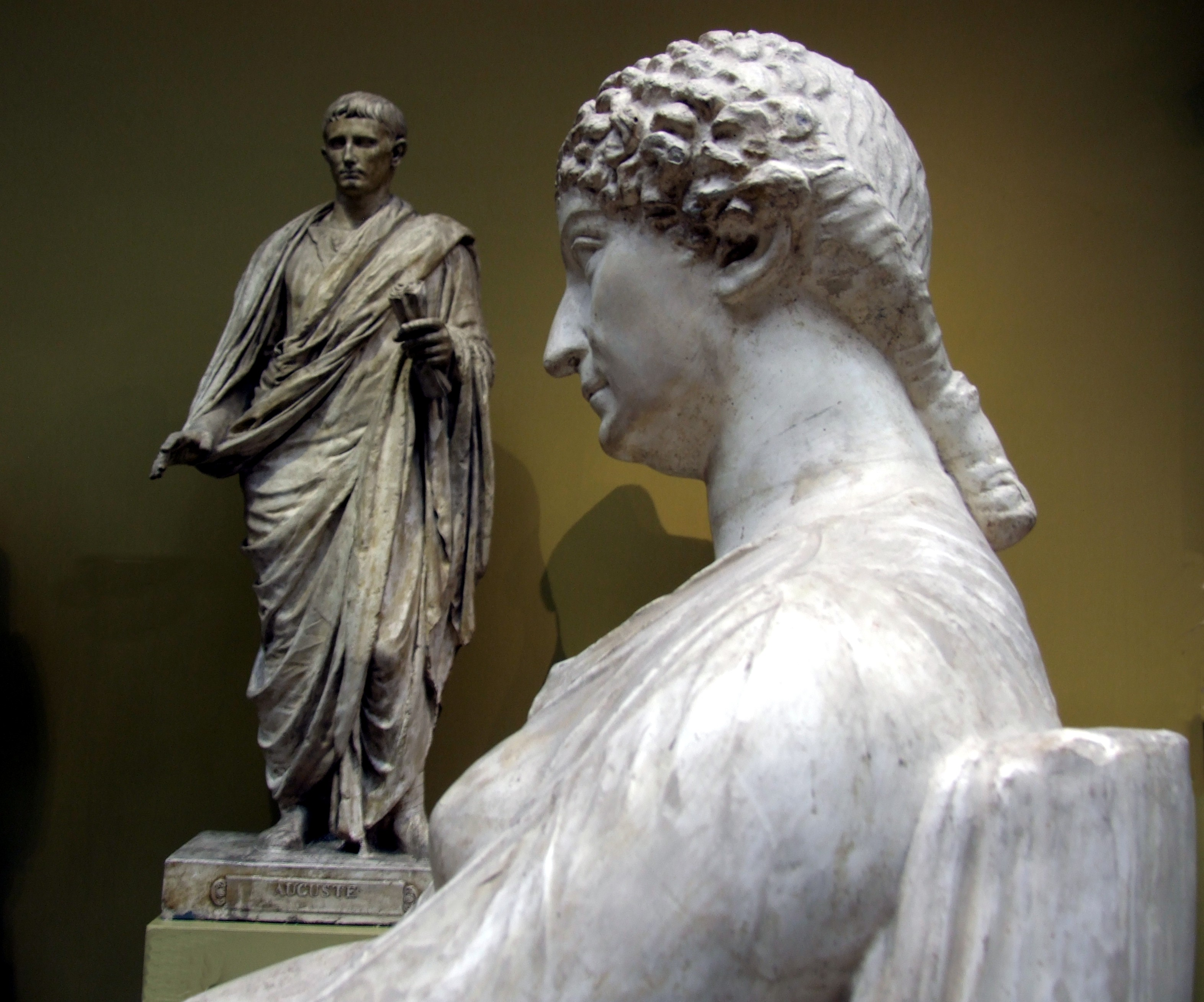 agrippina the younger rome a symbol of strength essay Plutarch elaborated on this phrase in his essay allegedly said by nero of the poisoned mushrooms with which his mother agrippina the younger [is] my strength.