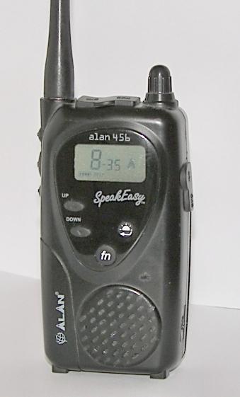les talkie walkie