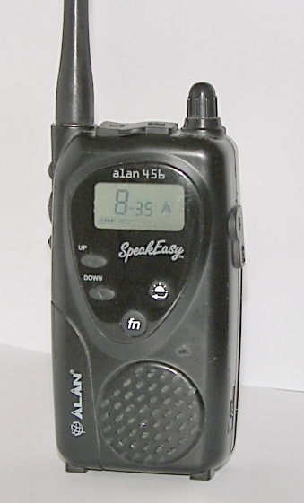 talkie walkie dmr
