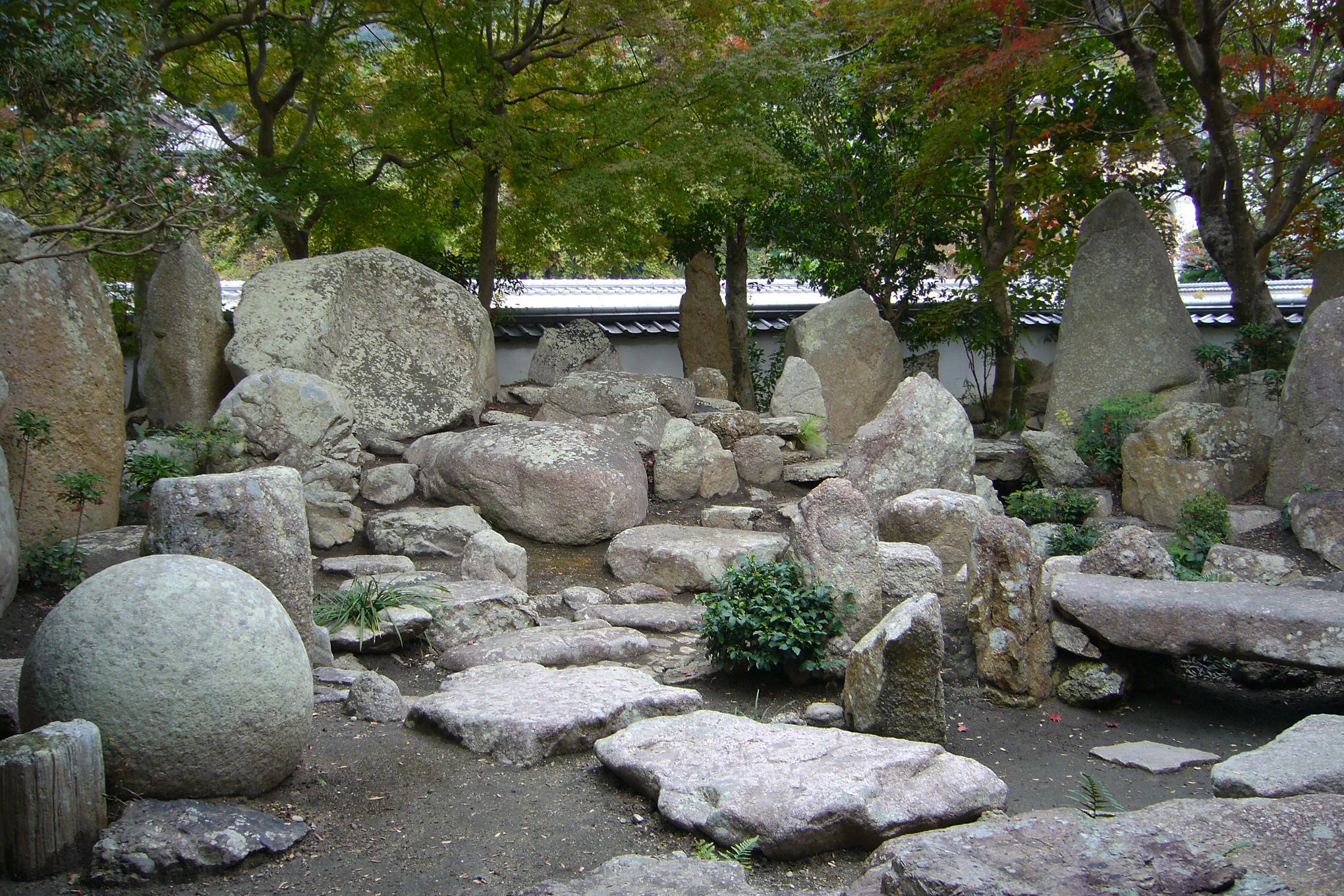 for Big white rocks for garden
