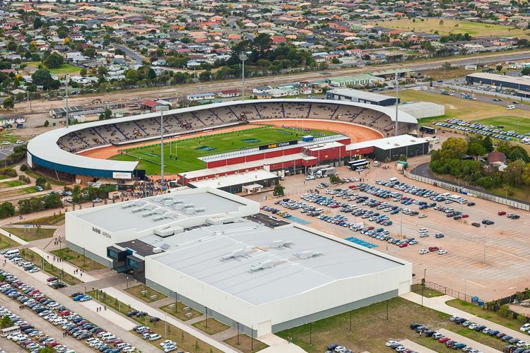 ASB Baypark Stadium - Wikipedia