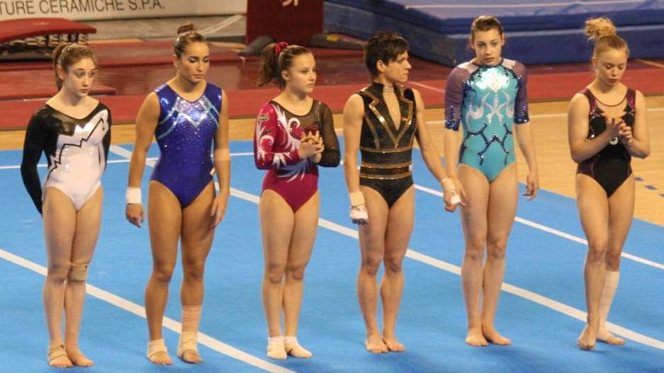 Campionati Italiani Assoluti Di Ginnastica Artistica 2013