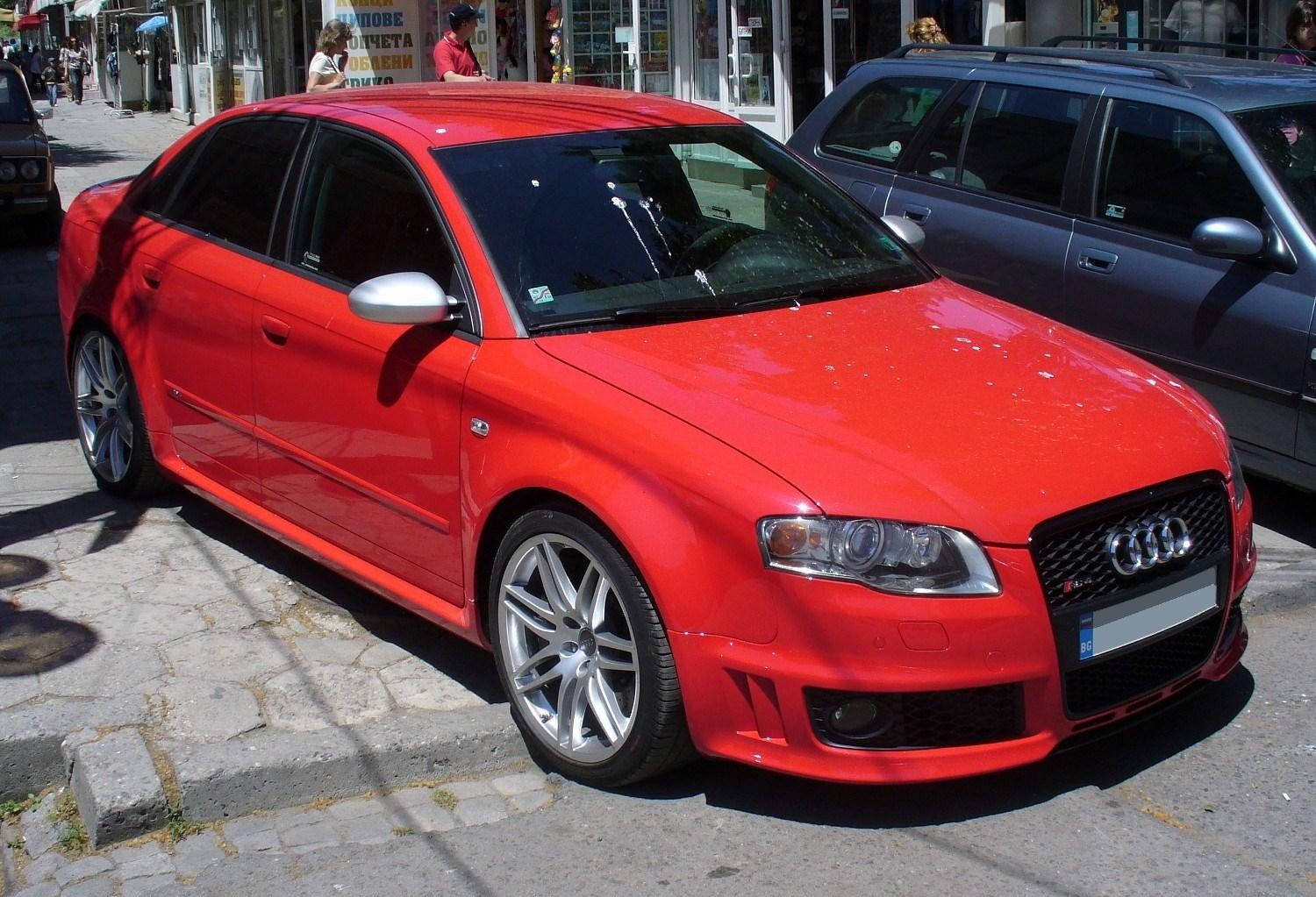 fichier audi rs4 rot jpg wikip dia. Black Bedroom Furniture Sets. Home Design Ideas