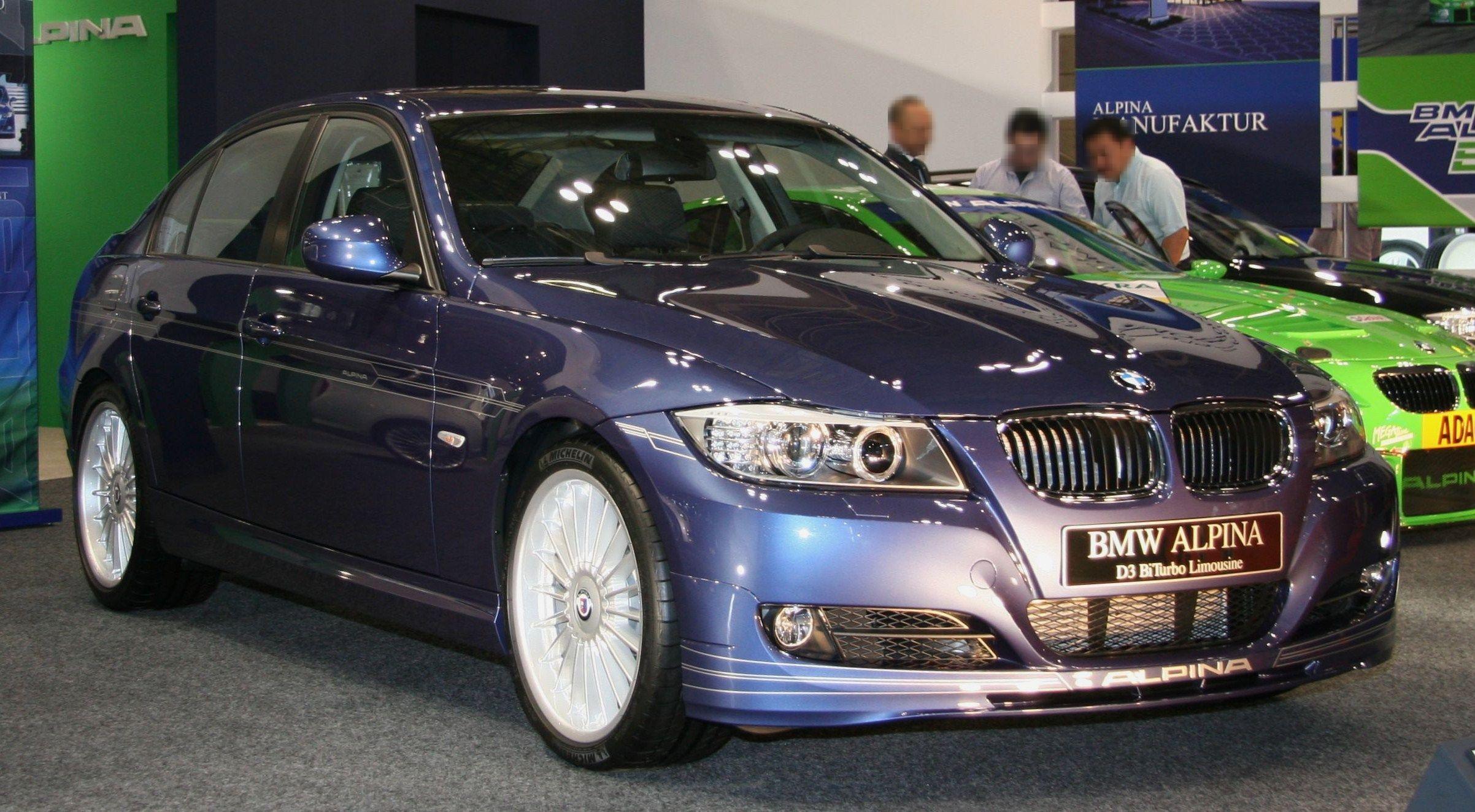 File:BMW Alpina D3 BiTurbo Limousine.jpg - Wikimedia Commons